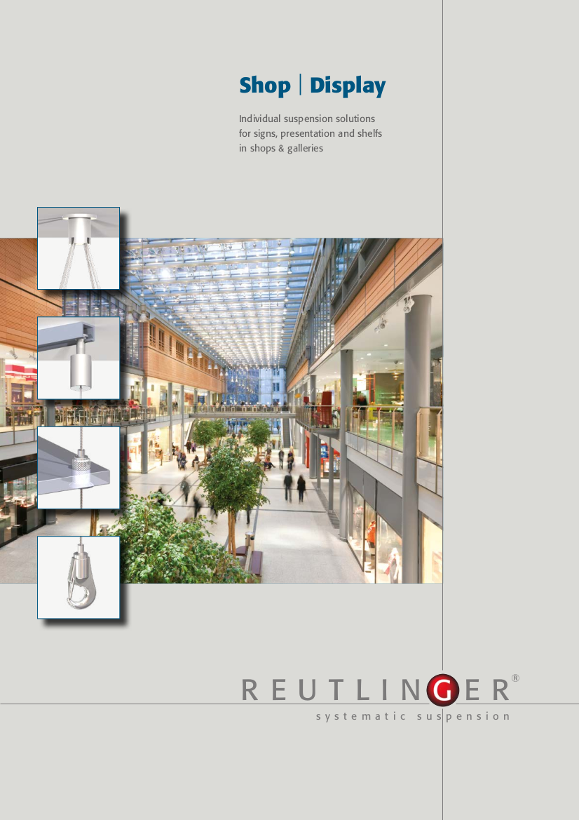 Reutlinger Shop | Display